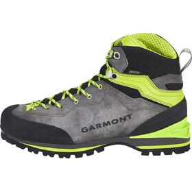 Garmont Ascent GTX - Chaussures Homme - gris/vert
